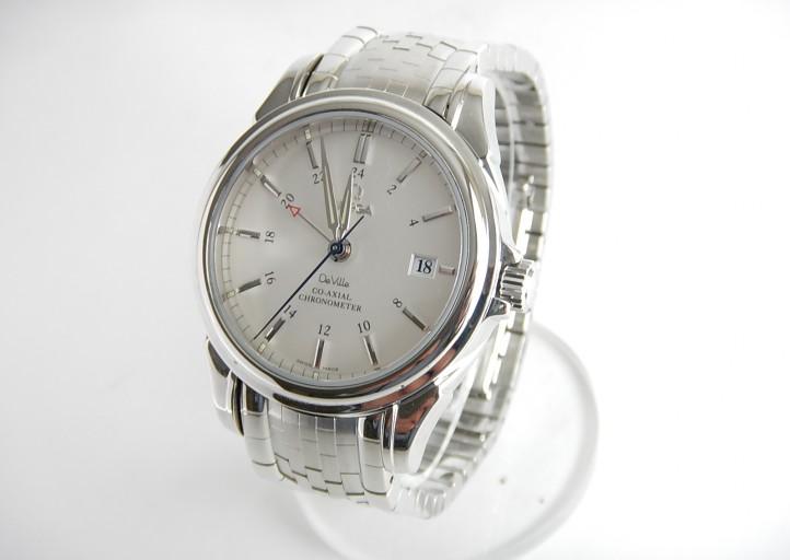best loved 319d9 df8d8 デビル コーアクシャルクロノメーターGMT|腕時計の修理 ...